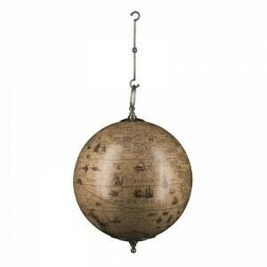 Hondius Hanging Globe