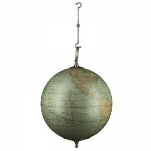 Weber Costello Large Hanging Globe
