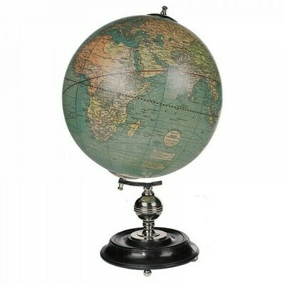 Weber Costello Rosewood Stand Globe