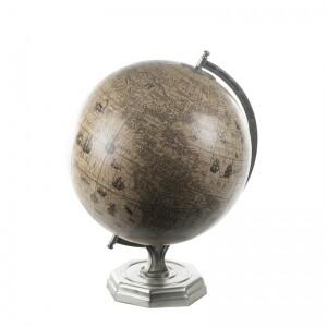 Hondius Vintage Half Globe