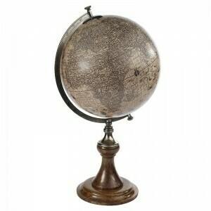 Hondius 1627 Globe