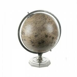 Hondius Vintage Round Globe