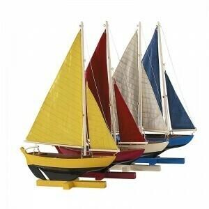 Sunset Sailors - Set of Four
