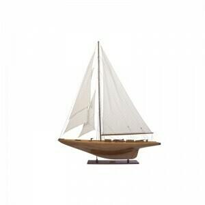 Shamrock Wood Yacht