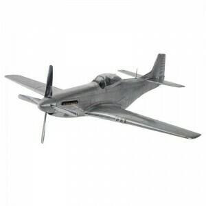 WW2 Mustang Aeroplane