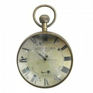 Eye of Time Pocket Watch - Library
