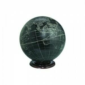 Wooden Globe Base