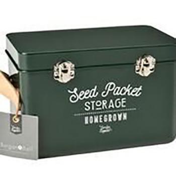 Burgon & Ball Seed Storage Tin