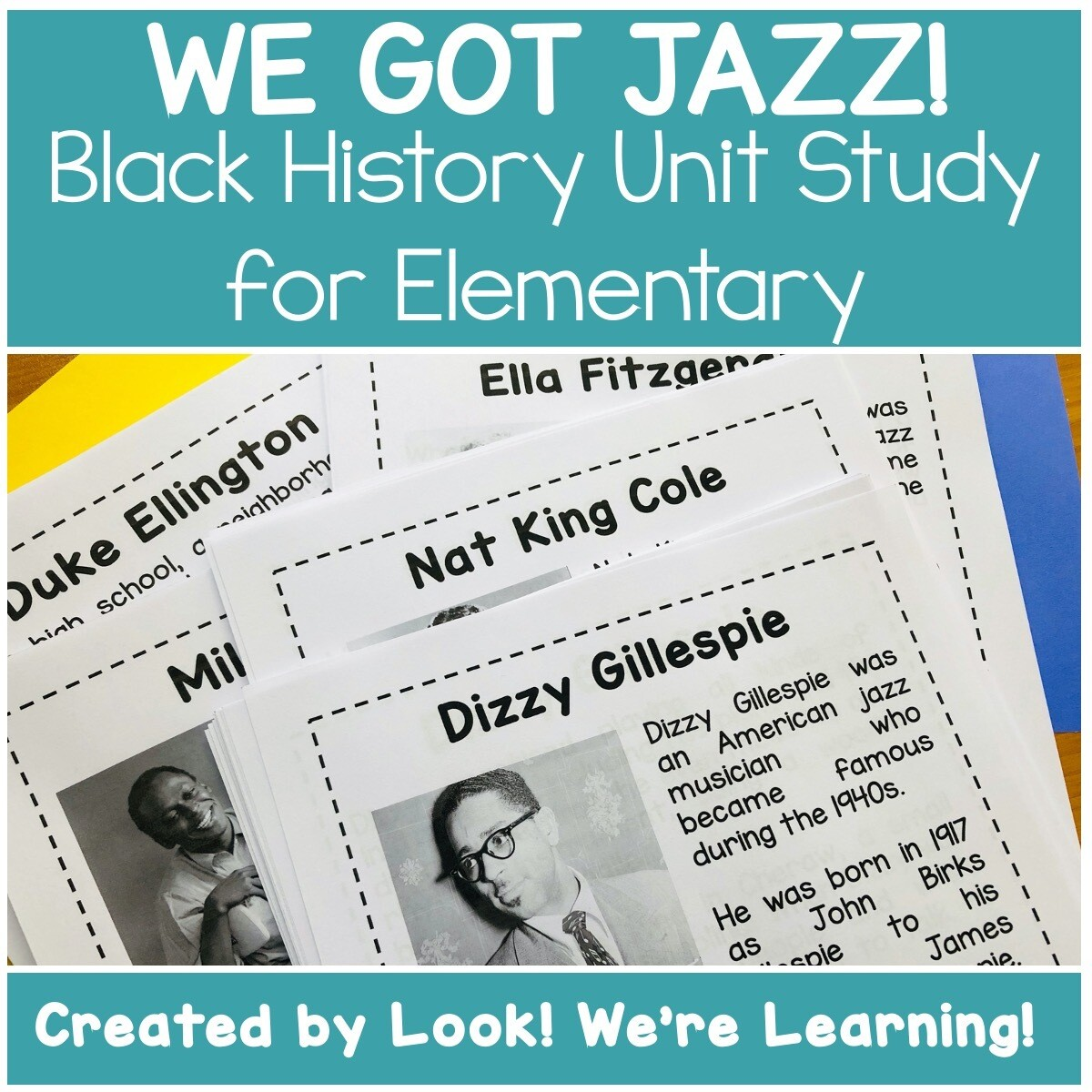 We Got Jazz: Exploring the Pioneers of Scat, Bebop, and Swing