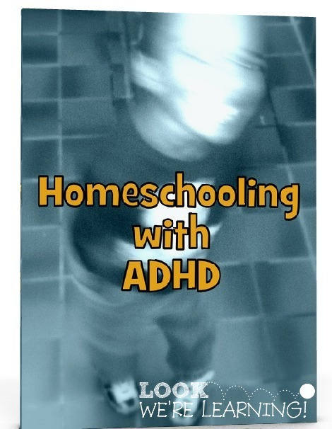 Homeschooling with ADHD eBook