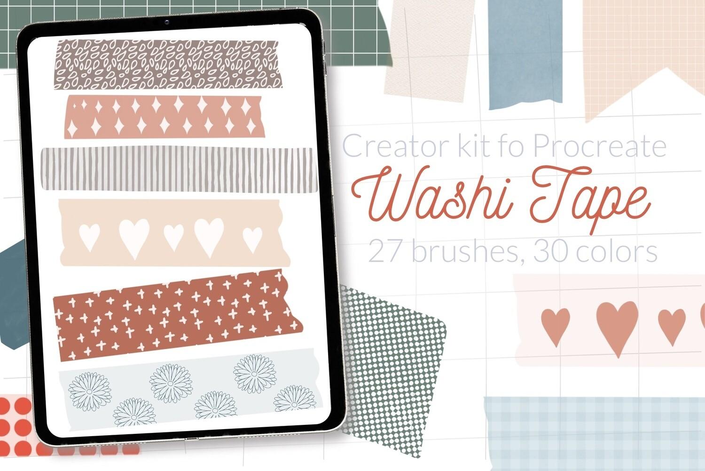 Washi tape кисти для создания декоративного скотча
