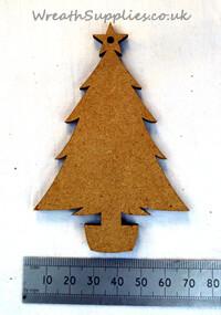 Wooden mdf shapes