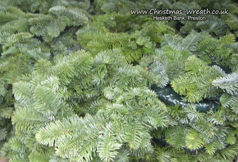 "Locally handmade fresh spruce wreath bases 10""-20"""
