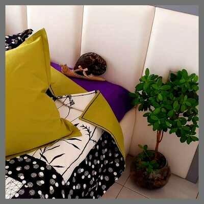 Дизайнерски спален комплект