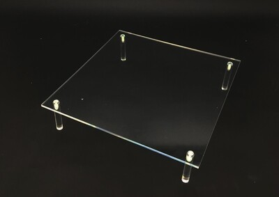 Clear Acrylic Stand 12