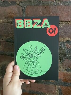 Bird Brained Zine Anthology #1