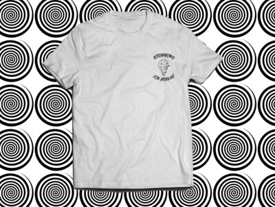 Bird Brained Hand-Printed Shirt (Limited Quantity)
