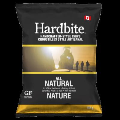 Hardbite - Kettle Chips - All Natural - 23g