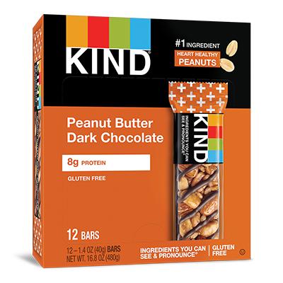 Kind - Snack Bar - Peanut Butter & Dark Chocolate - 40g