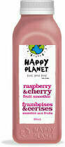 Happy Planet - Fruit Smoothie - Raspberry & Cherry - 325mL (3-5 Day Lead Time)