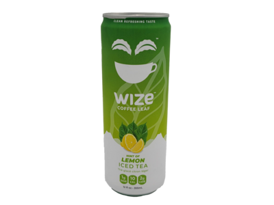 *NEW* - Wize Monkey - Iced Tea - Hint of Lemon - 355mL (3-5 Day Lead Time)