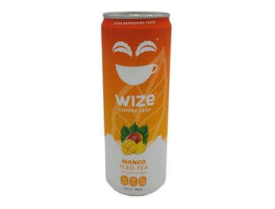 *NEW* - Wize Monkey - Iced Tea - Mango - 355mL (3-5 Day Lead Time)