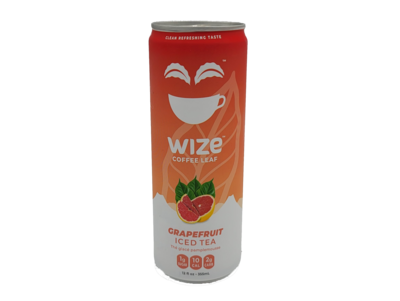 *NEW* - Wize Monkey - Iced Tea - Grapefruit - 355mL (3-5 Day Lead Time)