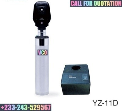YZ-11D Chargeable Direct Ophthalmoscope