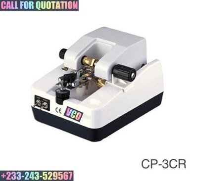 CP-3PCG Lens Groover