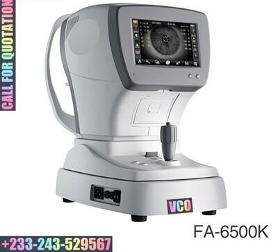 FA-6500K Auto Ref Keratometer