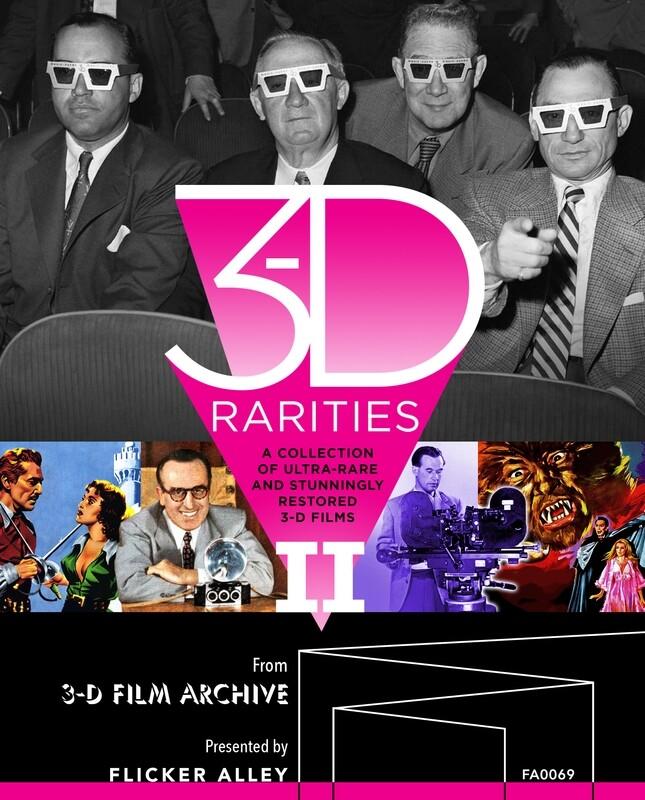 3-D Rarities, Volume II