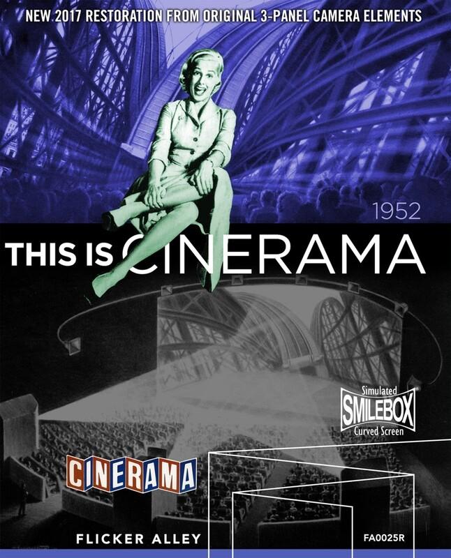 This is Cinerama - 2017 Authorized Restoration