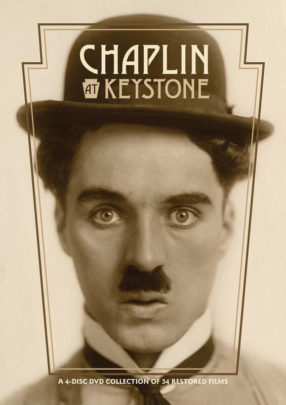 Chaplin at Keystone: An International Collaboration of 34 Original Films