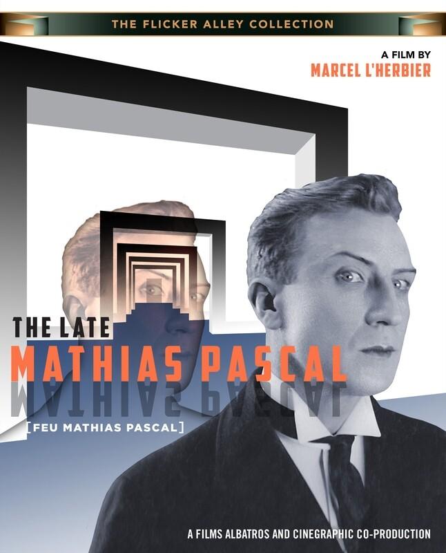 The Late Mathias Pascal (Feu Mathias Pascal)