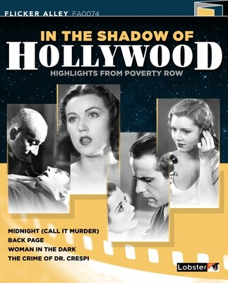 In The Shadow of Hollywood - Highlights from Poverty Row