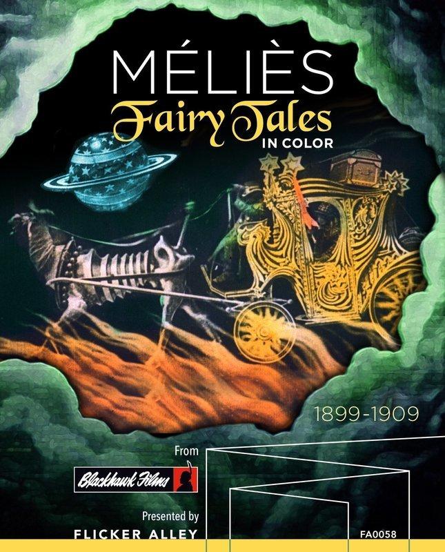 Méliès: Fairy Tales in Color