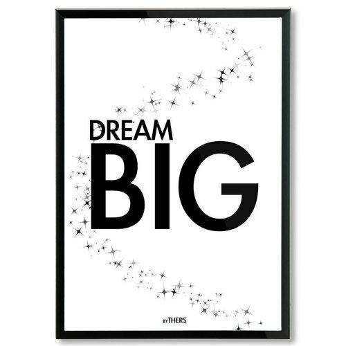 Dream big, A4 - LAGERSALG
