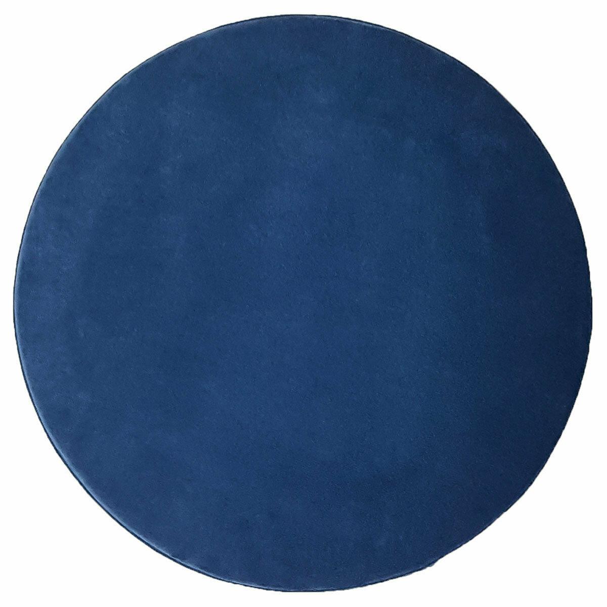 Plain obo top - Blå