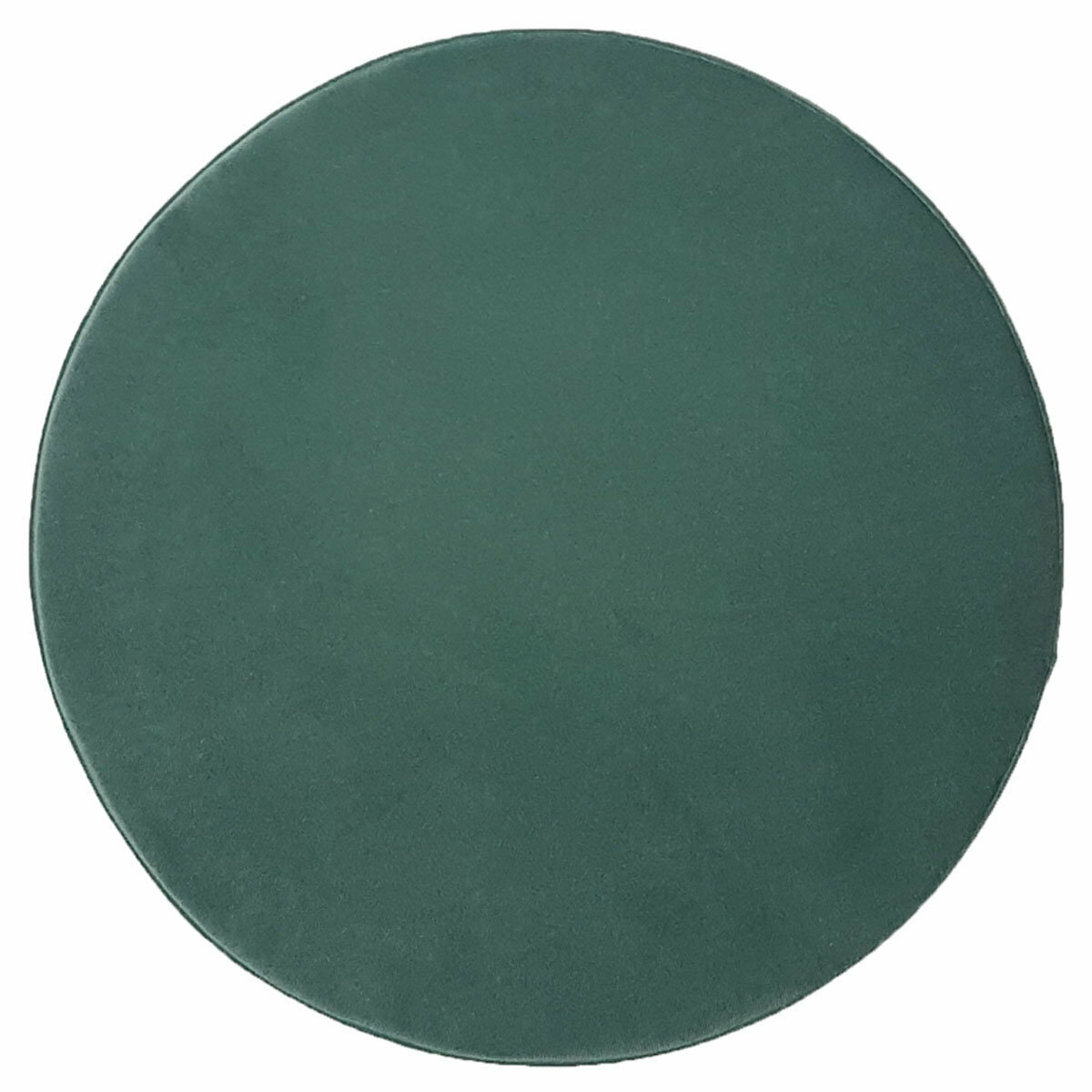 Plain obo top - Støvet grøn