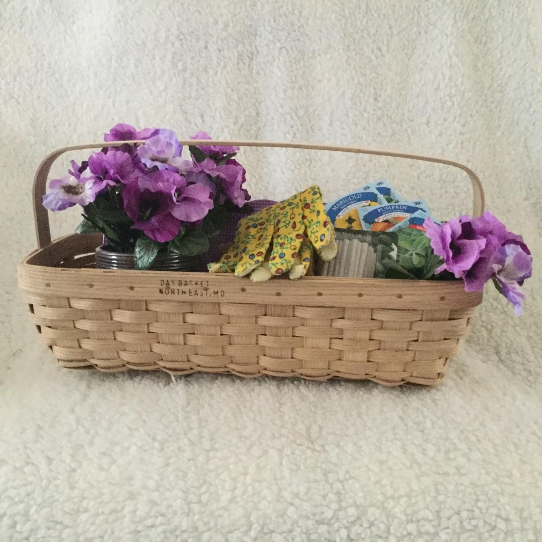 Spring Planter Basket