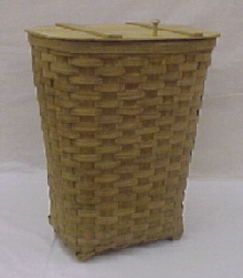 Hamper - 17x13x21.5  With Plastic Liner