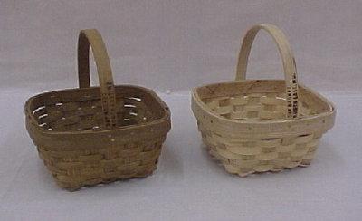 Fruit Basket - 9x8x4.5, Over Handle