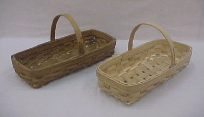 Bread/Pastry - 15.25x7.25x3.25, Over Handle