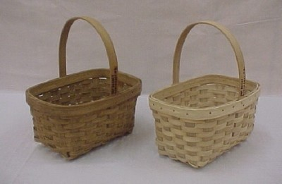Small Market - 12x8x6.25, Over Handle