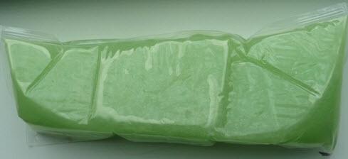Paraffin Block 2.7 kg , smälter vid 44-46 grader