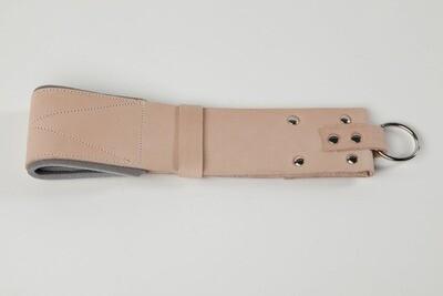 Läderslynga Fotled,vadderad 40x8cm