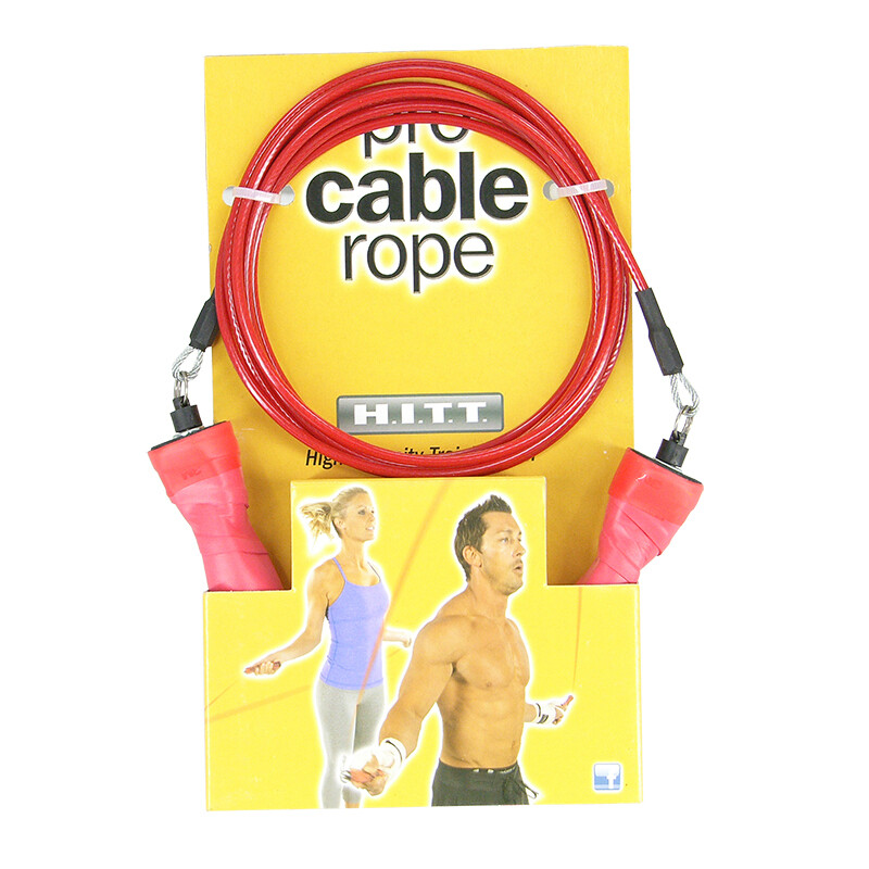Hopprep med Wire , Justerbart 3m