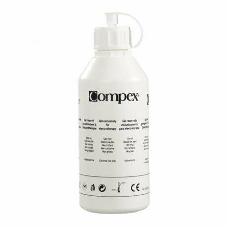 Compex TENS-gel , 250 g från Chattanooga (ersätter BlåGel)