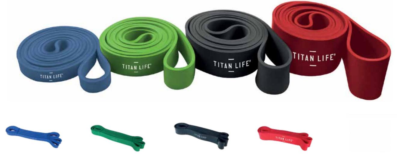 Titan Life Powerband Crossfit 7-80kg