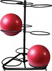 Pilatesboll Träd/ Ställning